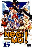 Akamatsu Ken - Negi Ma! - La maître magicien. 15