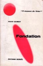Asimov - Fondation.