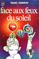 Asimov - face aux feu du soleil.