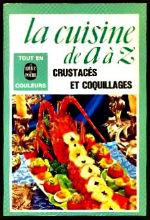 Burgaud - crustacés et coquillages.