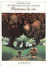 Card Orson Scott - Flammes de vie.