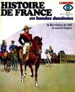 Castex Pierre - La Révolution de 1848, le second Empire. Histoire de France. 19