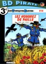 Cauvin Raoul - Les hommes de paille Les tuniques bleues.40