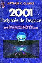 Clarke - 2001 l`odysée de l`espace.