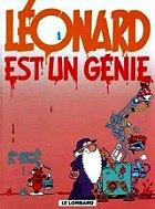 De Groot Bob - Léonard est un génie