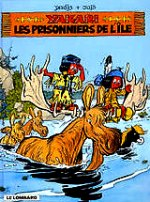 Derib - Les prisonniers de l`île. Yakari. 9