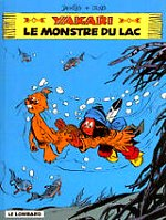 Derib - Yakari et le monstre du lac. Yakari 17