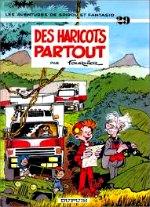 Fournier Jean-Claude - Des Haricots partout ! Les Aventures de Spirou et Fantasio. 29