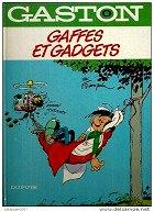 Franquin - Gaffes et gadgets. Gaston. 14 bis
