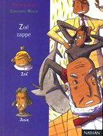 Garnier Pascal - Zoé zappe