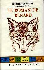 Genevoix - Le roman de renard.