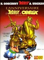 Goscinny René - L anniversaire d`Astérix et Obélix