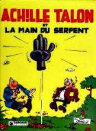 Greg - Achille Talon et la main du serpent. 23.