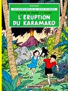 Hergé - L`éruption du Karamako