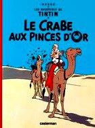 Hergé - Le crabe aux pinces d`or