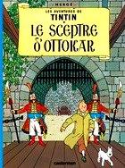 Hergé - Le sceptre d`Otakar