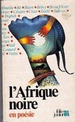 Héron, Marchand - L`Afrique noire en poésie.