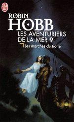 Hobb - Les marches du trône.