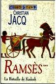 Jacq - La bataille de Kadesh.