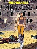 Manara, Voline - Piranese, la planète prison