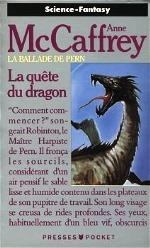 McCaffrey - La quête du dragon.