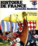 Moreau de Bellaing Claude - Sous le sceptre carolingien. Histoire de France en bandes dessinées. 3