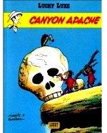Morris - Canyon apache. Lucky Luke 6