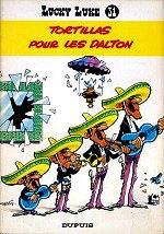 Morris - Tortillas pour les Dalton