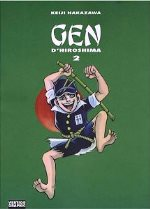 Nakazawa - Gen d`Hiroshima 2