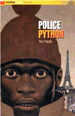 Pinguilly -Police python.