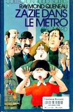Queneau - Zazie dans le métro 001.