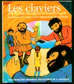 Sauerwein Leigh - Les claviers, Faustine et les ogres et les instruments de musique.