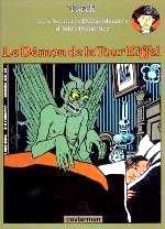Tardi - Le démon de la tour Eiffel