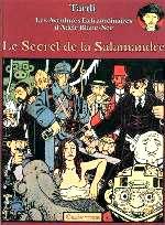 Tardi - Le secret de la salamandre