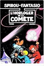 Tome - Spirou et Fantasio T 36 L`Horloger de la comète