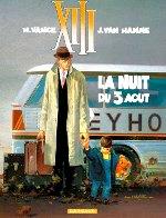 Vance-Van hamme - La nuit du 3 aot
