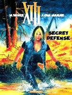 Vance-Van hamme - Secret défense