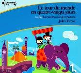 Verne - Le tour du monde en 80 jours.